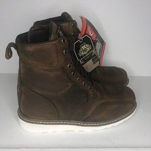 Roland Sands Designs Mojave Boots Sz 9 Motorcycle